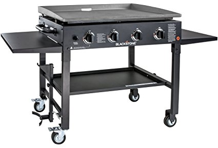 Blackstone 36 inch Outdoor Flat Top Gas Grill Griddle Station – 4-burner – Propane Fueled – Restaurant Grade – Professional Quality Review