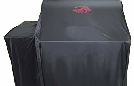 Char-Griller 5555 Grill Cover, Fits 2121, 2828 and all Smokers Review
