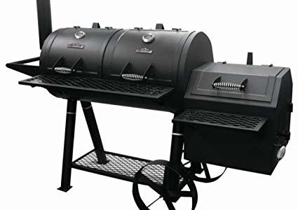 RiverGrille SC2162901-RG Rancher's Grill, Black Review