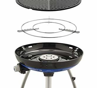 CADAC 8910-50 Carri Chef 2 Outdoor Grill with Pot Stand, Barbeque Grid and Split Grill/Griddle Plate Review