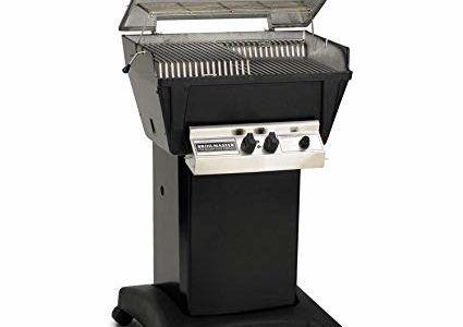 Broilmaster P4-xf Premium Propane Gas Grill On Black Cart Review