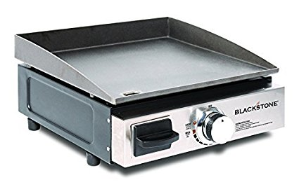 Blackstone Table Top Grill – 17 Inch Portable Gas Griddle – Propane Fueled – For Outdoor Cooking While Camping, Tailgating or Picnicking Review