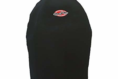 Char-Griller 6755 Akorn Kamado Kooker Grill Cover with Logo Review