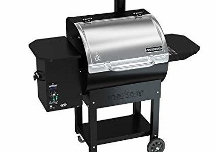 Camp Chef Woodwind Pellet Grill without Sear Box – Featuring Smart Smoke Technology – Convection Heating – Ash Cleanout System Review