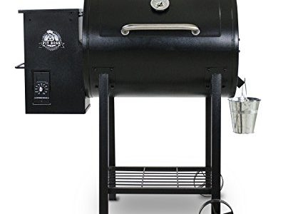 Pit Boss 700FB Pellet Grill, 700 sq. in. Review