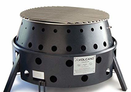 Volcano Grills 3-Fuel Portable Camping Stove/ Fire Pit Review