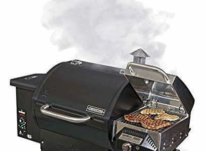 Camp Chef SmokePro DLX Pellet Grill (Black) with Sear Box (PG24-PGSEAR) Review