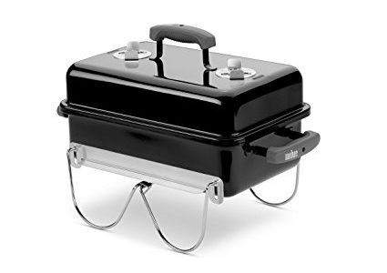 Weber 121020 Go-Anywhere Charcoal Grill Review