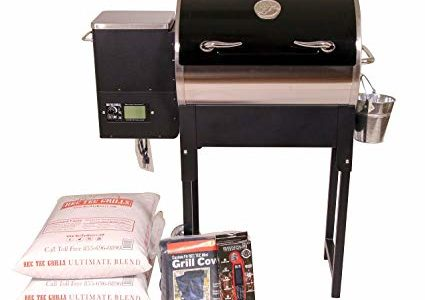 REC TEC Grills Trailblazer   RT-340   Bundle   Wifi Enabled   Portable Wood Pellet Grill   Built in Meat Probes   Stainless Steel   15lb Hopper   2 Year Warranty   Hotflash Ceramic Ignition System Review