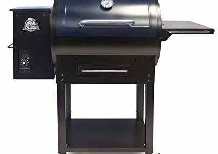 Pit Boss 72700S Pellet Grill with Upgraded Cart, 700 sq. in. Review